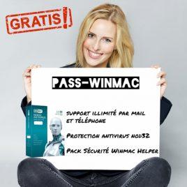 Adhésion PASS Winmac
