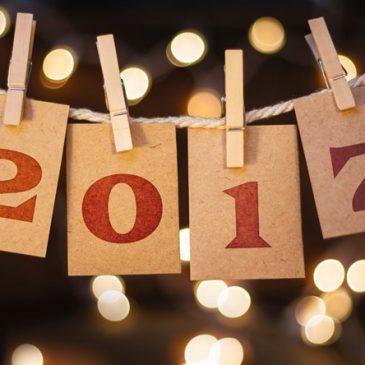 Nos Vœux pour 2017